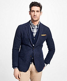 Regent Fit Lambswool Sport Coat