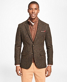 Milano Fit Harris Tweed Sport Coat