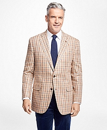 Madison Fit Windowpane Sportcoat