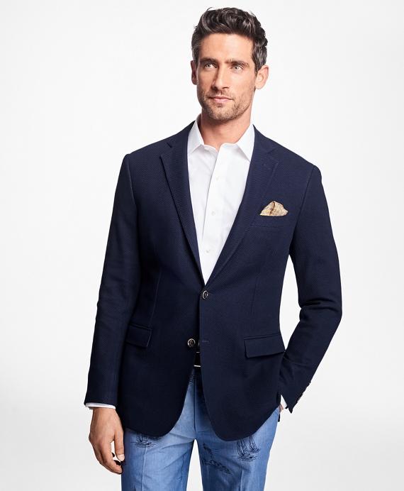 Regent Fit Textured Sport Coat