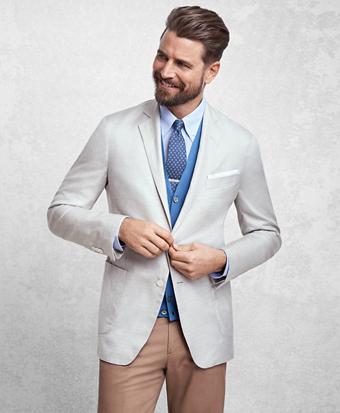 Golden Fleece® BrooksCloud™ Silk Sport Coat