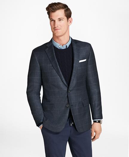 Regent Fit Check with Deco Sport Coat