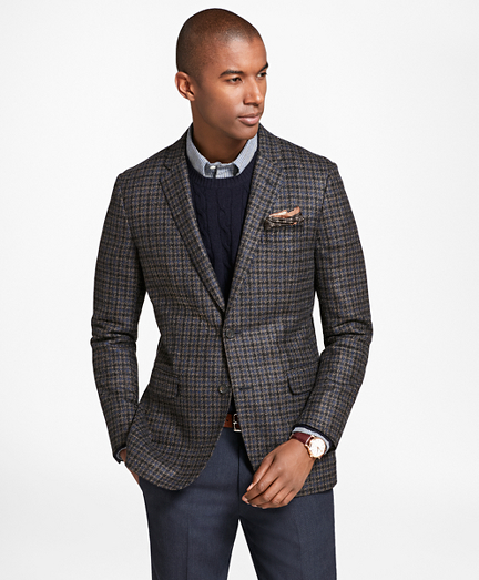 Milano Fit Multi-Check Sport Coat