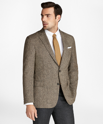 Regent Fit BrooksTweed® Donegal Sport Coat