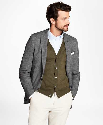 Regent Fit Mini-Brokenbone Sport Coat