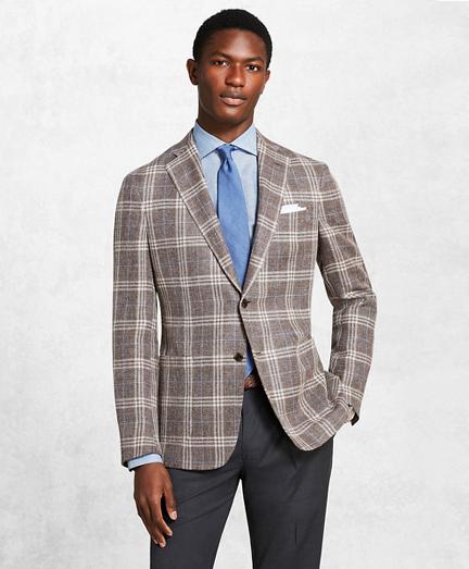 Golden Fleece® Checked Twill Sport Coat