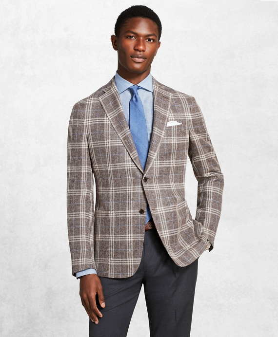 Golden Fleece® Checked Twill Sport Coat
