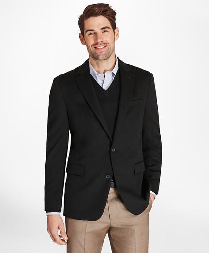 Regent Fit Two-Button Cashmere Sport Coat