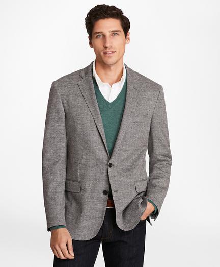 Regent Fit Multi-Houndstooth Sport Coat