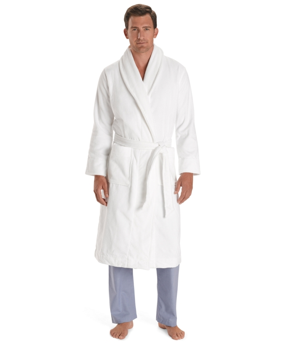 Supima® Robe White