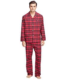 Tartan Flannel Pajamas