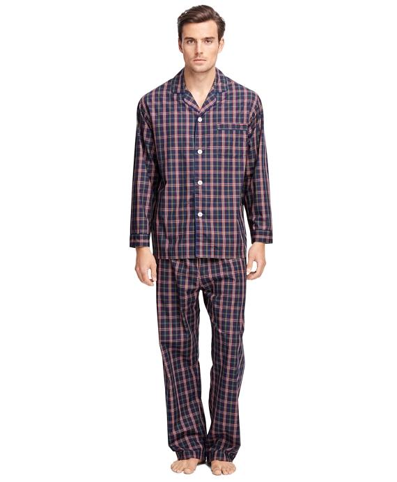 Signature Tartan Pajamas