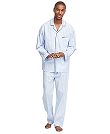 Multi-Stripe Pajamas