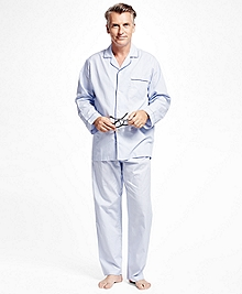 Alternating Stripe Pajamas