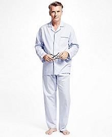 Alternating Stripe Pajamas