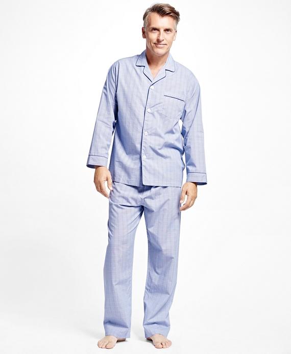 Glen Plaid Pajamas