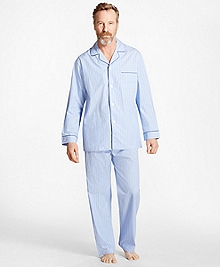 Bold Stripe Pajamas
