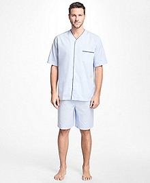 Men's Pajamas & Sleepwear | Brooks Brothers