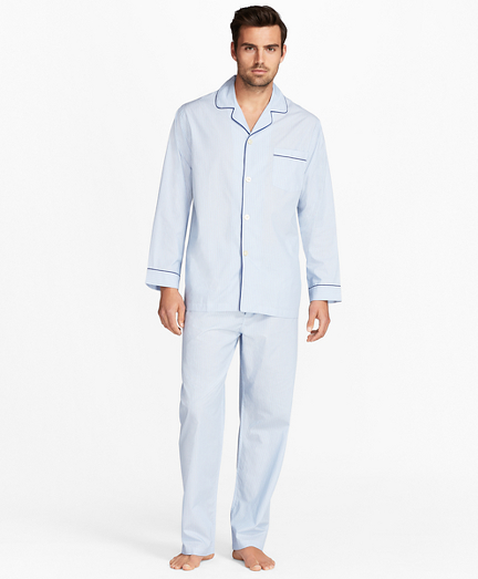 Thanks to our selection of plush cotton pajamas, kids pajamas, bath robes, and kids robes, staying in as a family has never been so luxurious. Offered in over a dozen hues, our Organic Terry Robe is the perfect spa robe for men and women and can be personalized with a monogram.