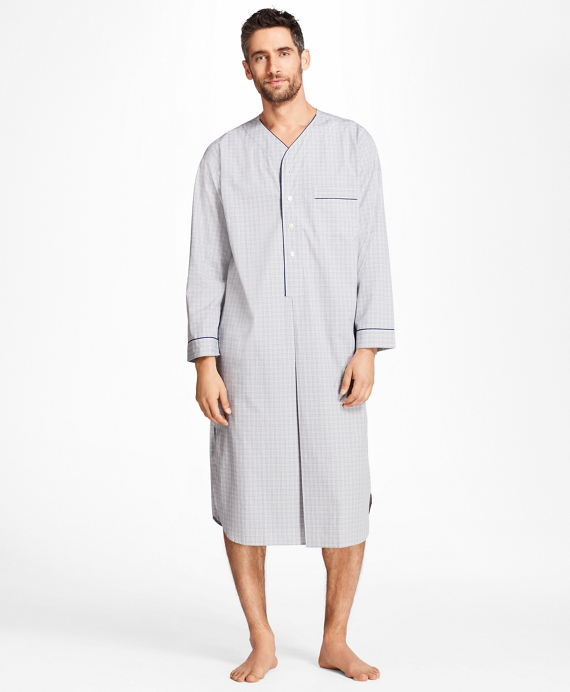 Plaid Nightshirt