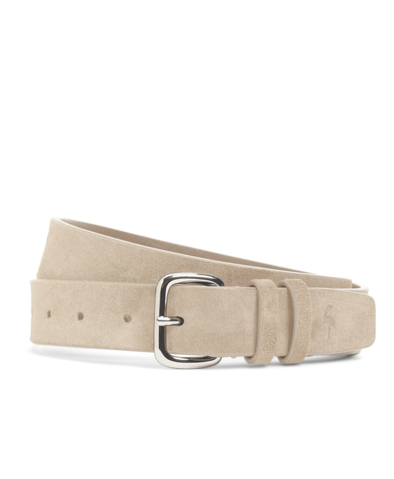 Harrys Of London® Suede Belt Tan