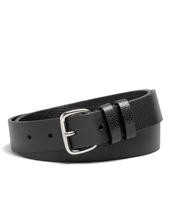 Harrys Of London® Leather Belt Black