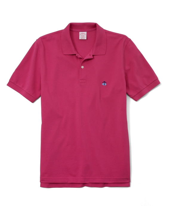 Golden Fleece® Original Fit Performance Polo Shirt Bright Pink