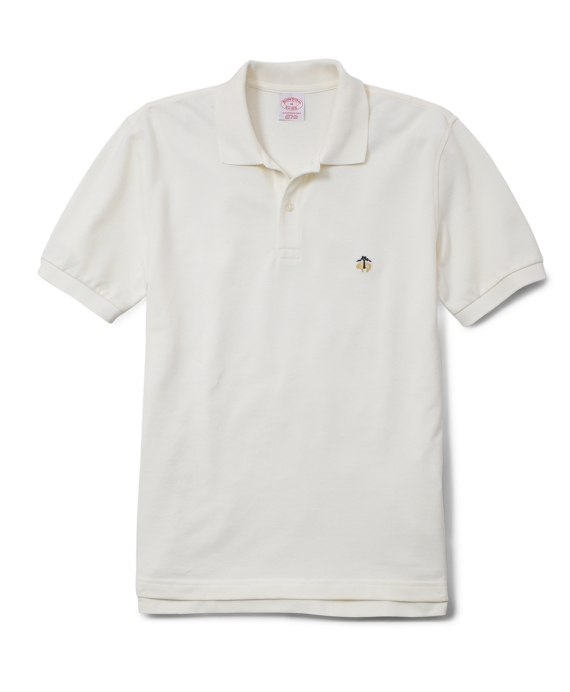 Golden Fleece® Original Fit Performance Polo Shirt Ivory