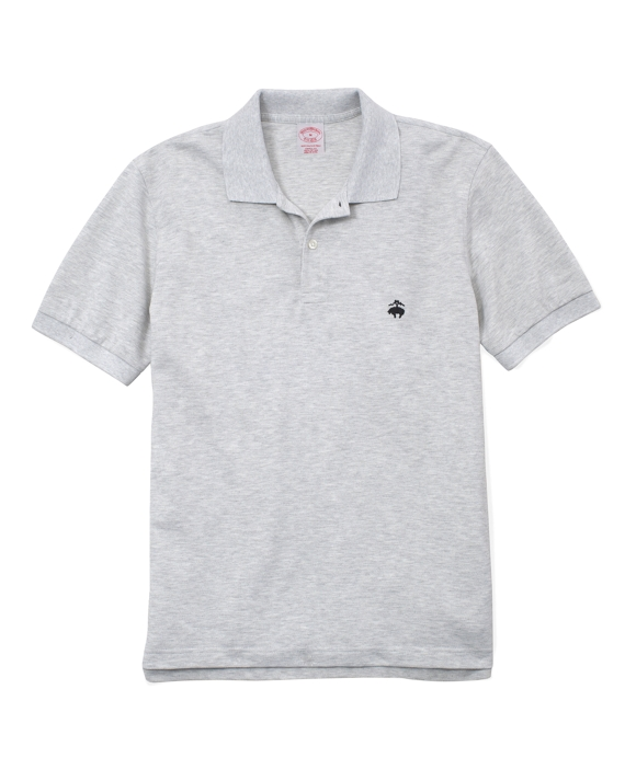 Golden Fleece® Original Fit Performance Polo Shirt Pale Grey Heather
