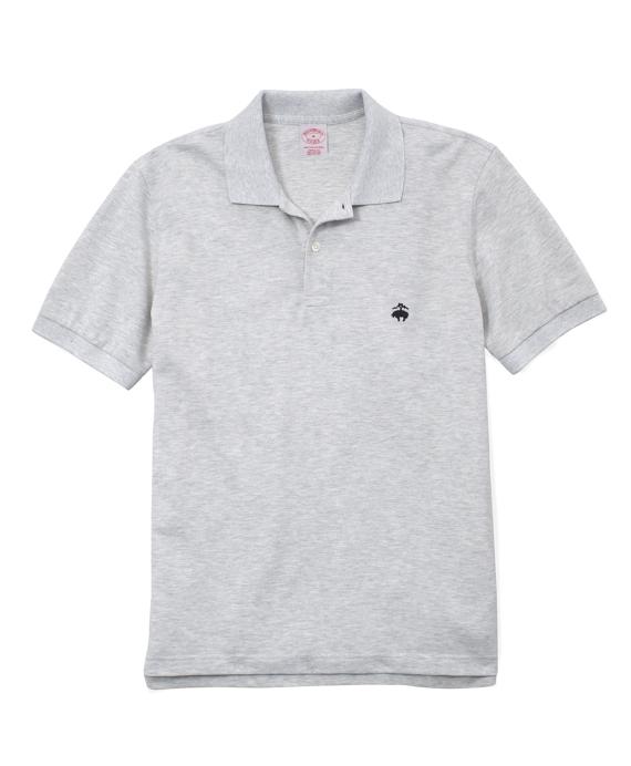 Golden Fleece® Original Fit Performance Polo Shirt Pale Grey Heather