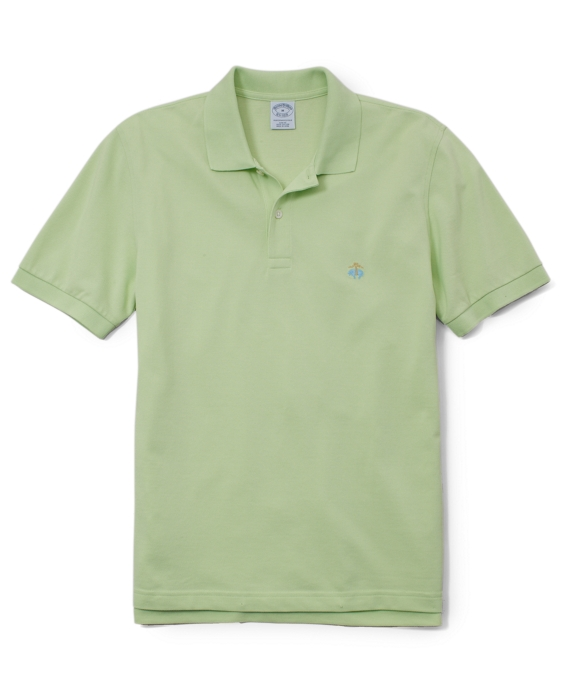 Golden Fleece® Original Fit Performance Polo Shirt Pale Lime