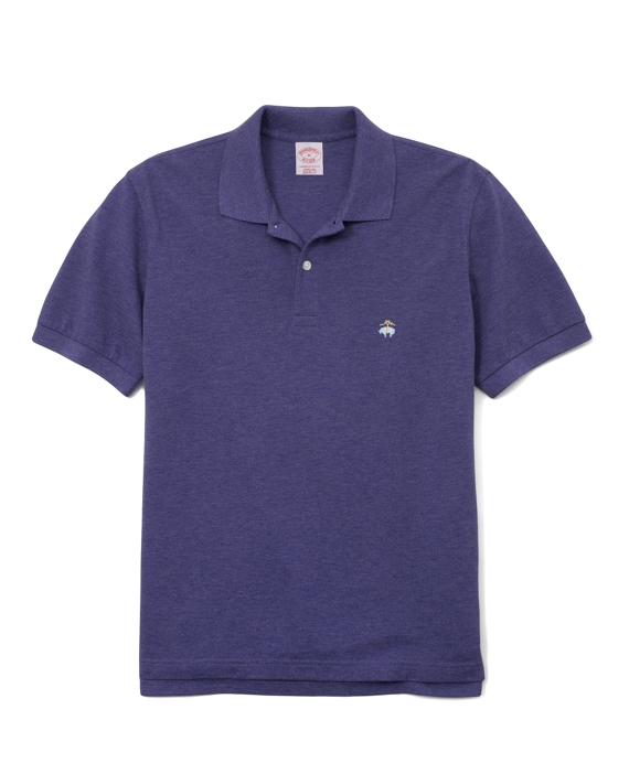 Golden Fleece® Original Fit Performance Polo Shirt Purple Heather