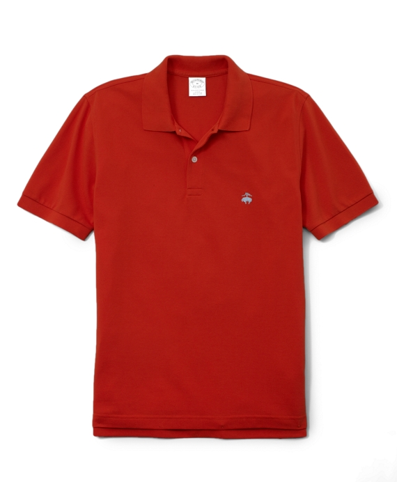 Golden Fleece® Original Fit Performance Polo Shirt Red Clay