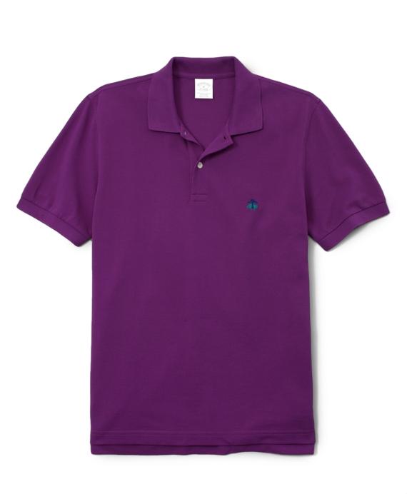 Golden Fleece® Original Fit Performance Polo Shirt Sparkling Grape