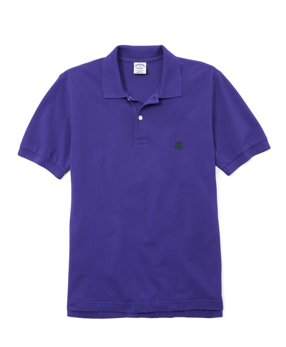 Golden Fleece® Slim Fit Performance Polo Shirt Amethyst