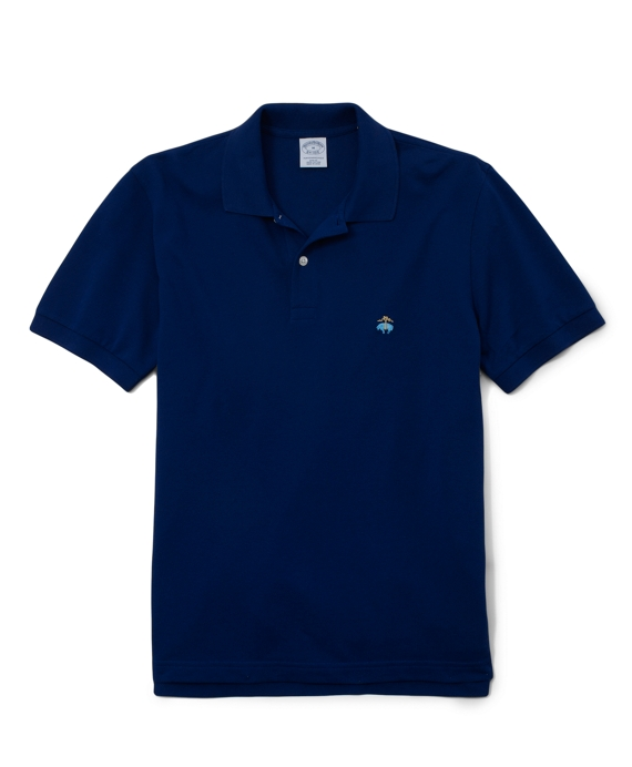 Golden Fleece® Slim Fit Performance Polo Shirt Blue