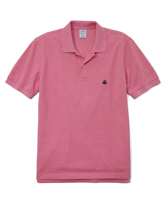 Golden Fleece® Slim Fit Performance Polo Shirt Bright Pink Heather