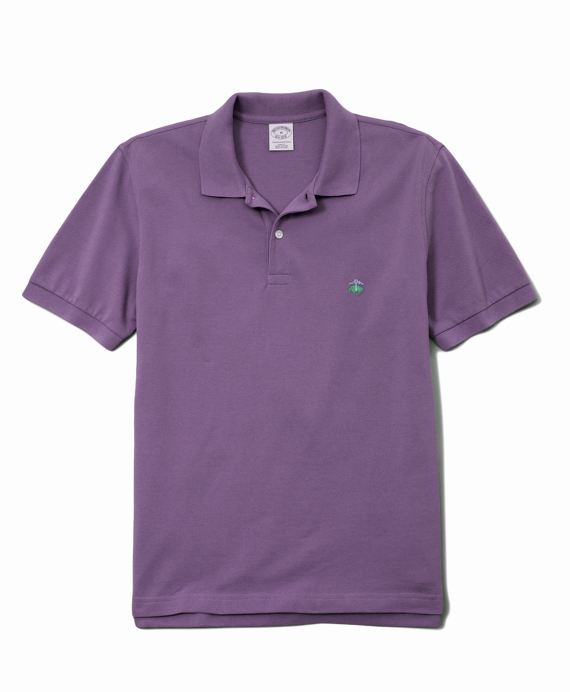 Golden Fleece® Slim Fit Performance Polo Shirt Light Purple
