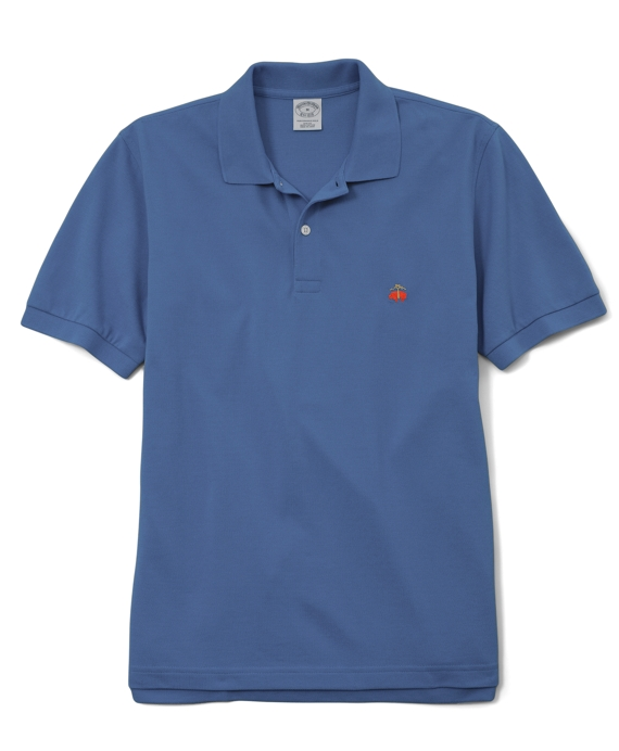 Golden Fleece® Slim Fit Performance Polo Shirt Regatta Blue