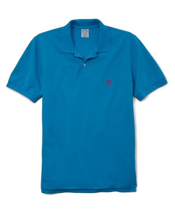 Golden Fleece® Slim Fit Performance Polo Shirt Teal
