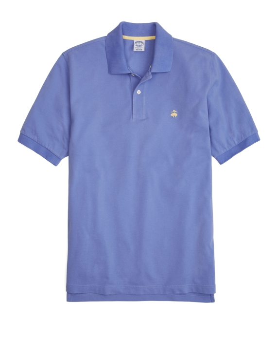 Golden Fleece® Slim Fit Performance Polo Shirt Purple