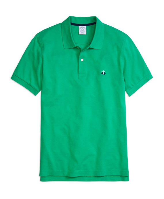 Golden Fleece® Slim Fit Performance Polo Shirt Simply Green