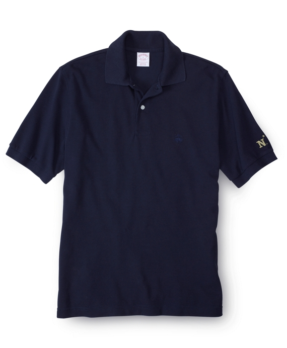 United States Naval Academy Tonal Golden Fleece® Performance Polo Navy