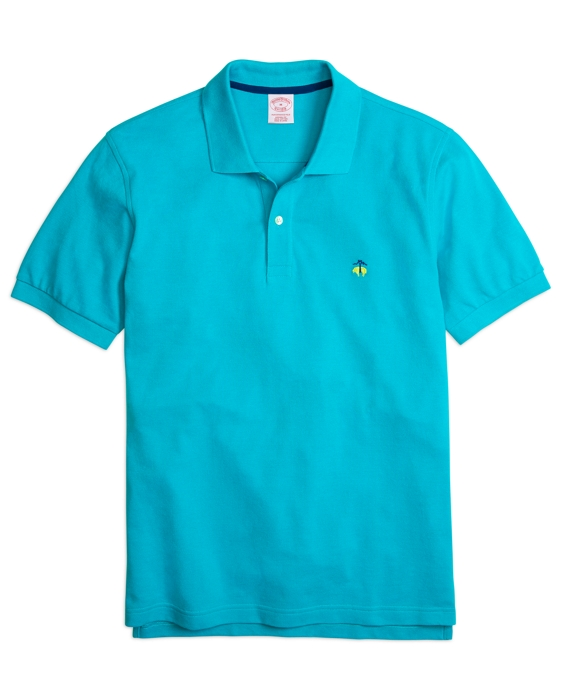 Golden Fleece® Original Fit Performance Polo Shirt Caneel Bay Blue