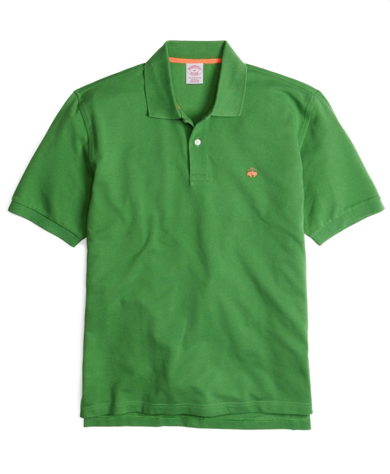 Golden Fleece® Original Fit Performance Polo Shirt Mint Green