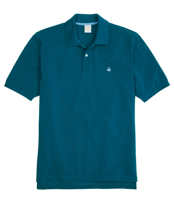 Golden Fleece® Original Fit Performance Polo Shirt Moroccan Blue