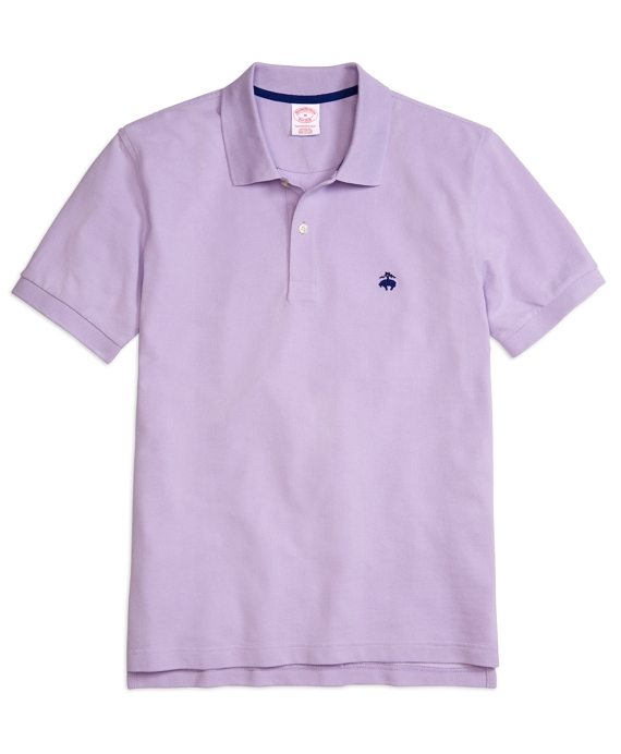 Golden Fleece® Original Fit Performance Polo Shirt Pastel Lilac
