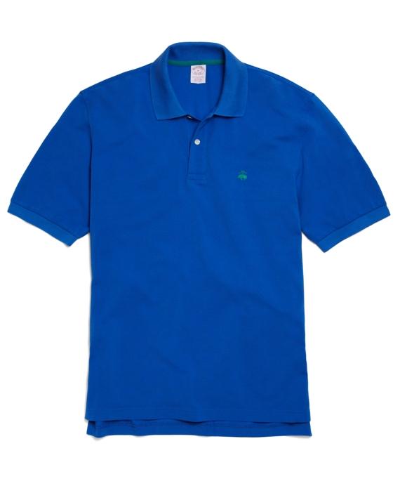 Golden Fleece® Original Fit Performance Polo Shirt Royal Blue