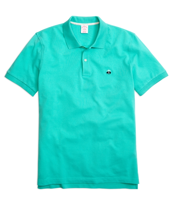 Golden Fleece® Original Fit Performance Polo Shirt Turquoise