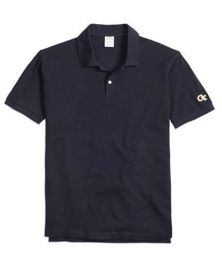Georgia Tech Slim Fit Polo